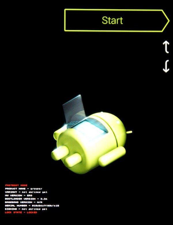 Nexus 7 Wont turn on