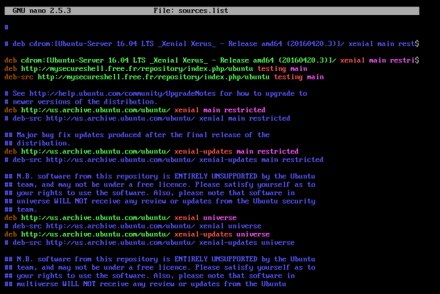 Writing ubuntu service script