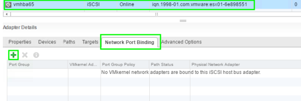 network binding